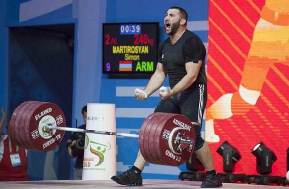 Токио-2020. Симон Мартиросян – вице-чемпион Олимпиады