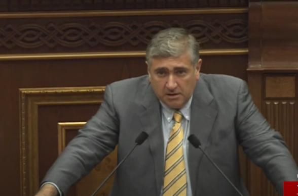 Артур Хачатрян: «Если даже Азербайджан не признает свои границы, почему мы должны их признавать?» (видео)