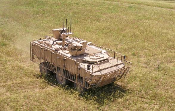 Թուրքիայում հատուկ օպերացիաների համար զրահամեքենա է նախագծվել