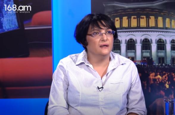 «Ալիևը թքեց ոչ միայն Փաշինյանի, այլև ամբողջ հայ ժողովրդի երեսին». Արմինե Ադիբեկյան (տեսանյութ)