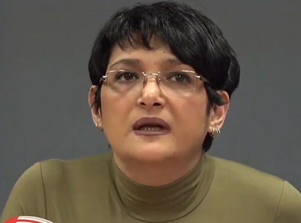 Արմինե Ադիբեկյան․