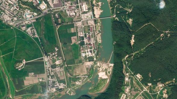 В МАГАТЭ увидели признаки работы ядерного реактора в КНДР