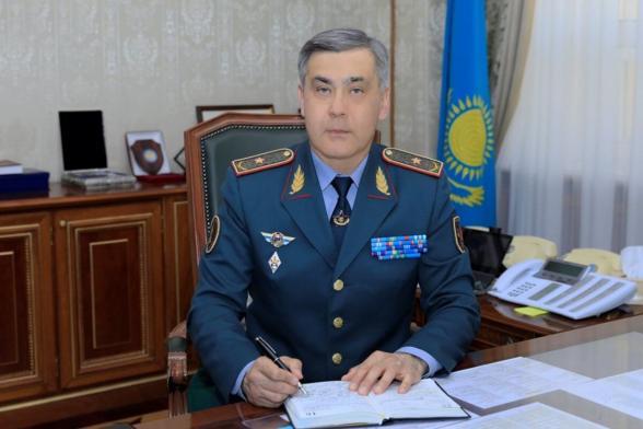 Министр обороны Казахстана ушел в отставку после взрывов на военном складе