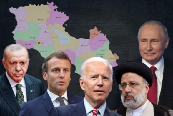 Հայաստանը ռազմաքաղաքական բախման կիզակետում