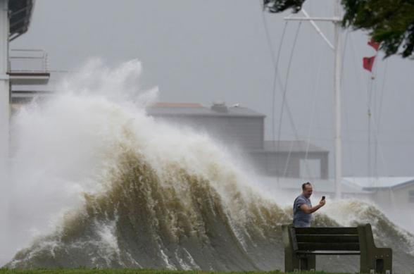 «Նիկոլաս» փոթորիկը մոտենում է ԱՄՆ ափերին. Բայդենն արտակարգ դրություն է հայտարարել Լուիզիանա նահանգում