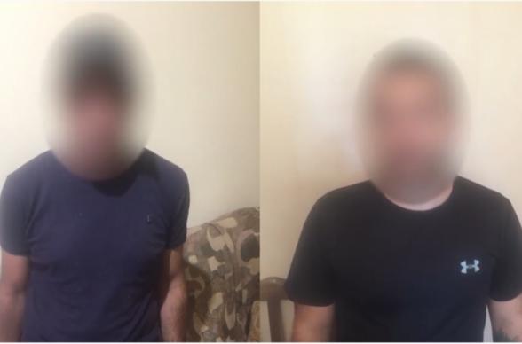 Նոր Նորքում օտարերկրյա քաղաքացու բնակարանից փող ու գուլպա գողացած 32 և 37 տարեկան տղամարդիկ ձերբակալվել են (տեսանյութ)
