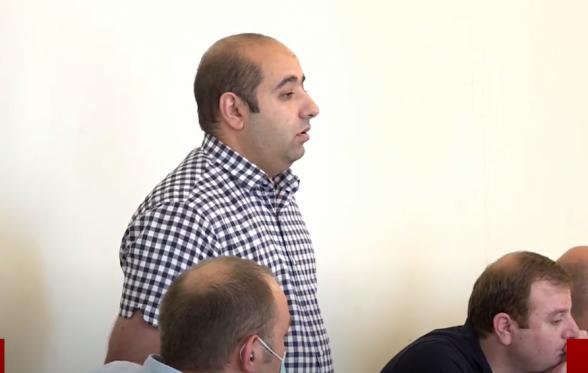 Դատախազների բերված բողոքն առարկայազուրկ է. Հովհաննես Խուդոյան (տեսանյութ)