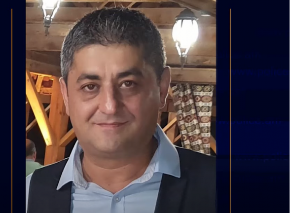 37-ամյա տղամարդը որոնվում է որպես անհետ կորած (տեսանյութ)