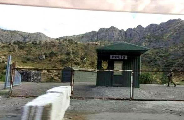 Ադրբեջանցիները Գորիս-Կապան ճանապարհահատվածում ձերբակալել են իրանցի վարորդների
