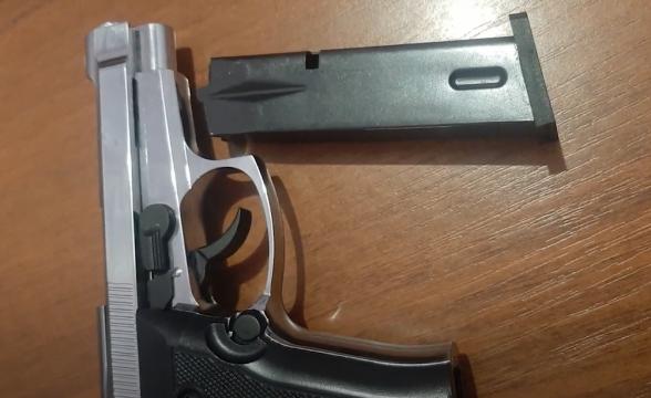 Կրակոցներ Արտաշատում. գազային ատրճանակն առգրավվել է (տեսանյութ)