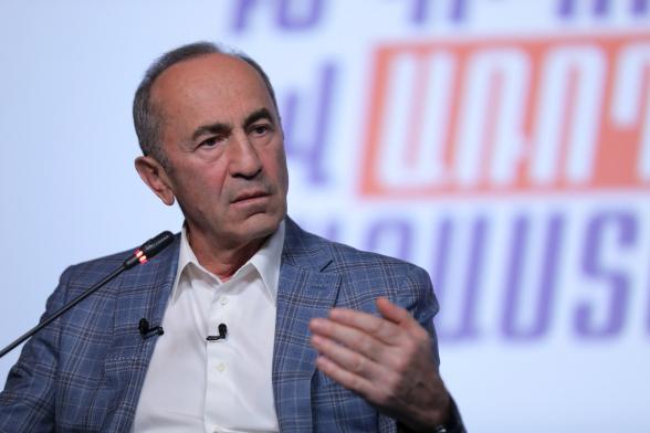 Суд отказал Роберту Кочаряну в выезде в Москву