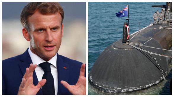 Франция решила отозвать послов из США и Австралии после создания AUKUS