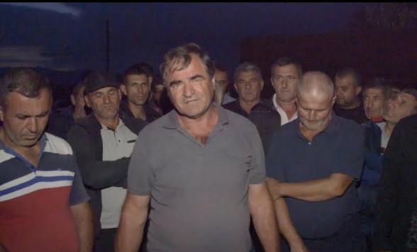 Գյուղացիները գիշերել են գործարանի բակում. խաղողը չի մթերվում