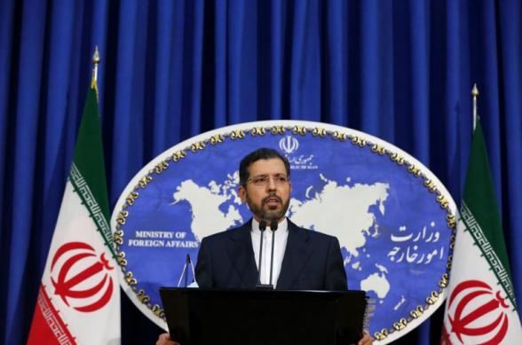 «Իրանը մեծ նշանակություն է տալիս հարևան երկրների տարածքային ամբողջականությանը». Իրանի ԱԳՆ-ն՝ Գորիս-Կապան ճանապարհի մի հատվածի՝ Ադրբեջանի կողմից շրջափակման մասին