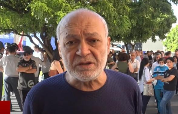 Этот вопрос решится после того, как Пашинян перестанет быть премьер-министром – Андраник Мигранян (видео)