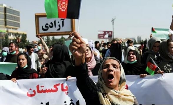 Талибы приказали сидеть дома женщинам, работающим на «мужских» должностях