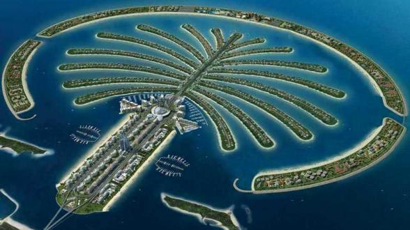 Բաթումիում «Արմավենու կղզի» կկառուցվի, ինչպես Էմիրություններում