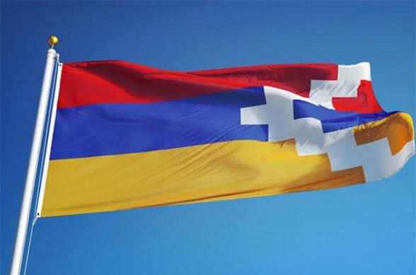 Азербайджанцы потребовали убрать флаг Арцаха с монастырского комплекса Амарас