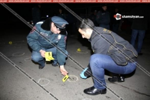Կրակոցներ՝ Երևանում. վիրավորներից մեկը Ազգային ժողովի նախկին պատգամավորի որդի է