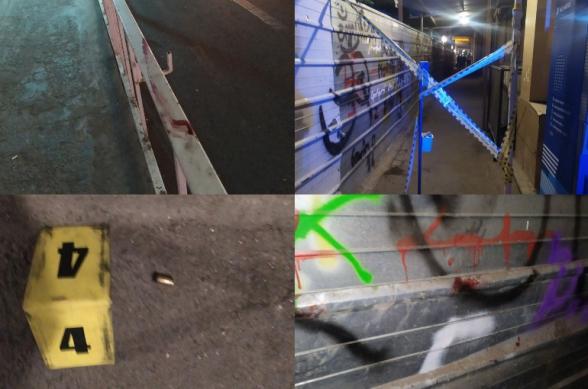 Երևանի Աբովյան փողոցում կրակել են Տավուշի մարզի 23 և 24 տարեկան բնակիչների վրա. հարուցվել է քրգործ (լուսանկարներ)