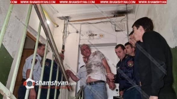 Սպանություն Երևանում. բնակարանում հայտնաբերվել է դանակի մի քանի հարված ստացած տղամարդու դի