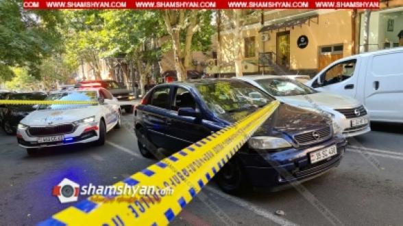 Երևանում Opel-ը Տերյան փողոցում վրաերթի է ենթարկել փողոցը չթույլատրելի հատվածով անցնող հետիոտնին, վերջինս տեղափոխվել է հիվանդանոց