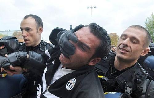 Ֆոտոռեպորտաժ. ՀՀ նախագահի համահայկական շրջագայությունը սկսվել է ցուցարարների հետ բախումով