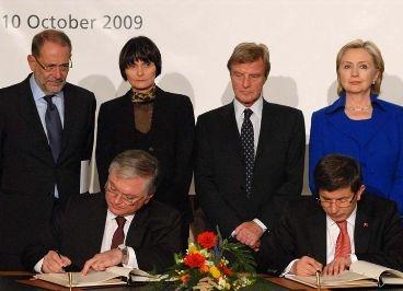 Հայաստանը ետ կվերցնի՞ հայ–թուրքական արձանագրությունների տակ դրած իր ստորագրությունը