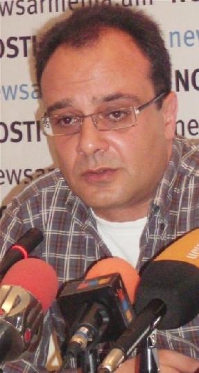 Կարեն Բեքարյան.