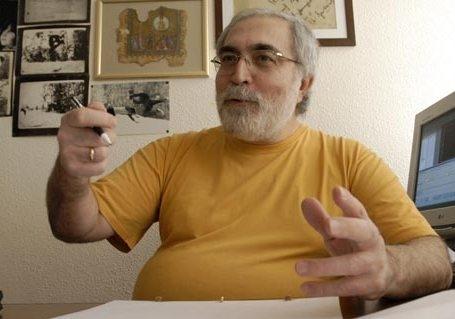 Մահացել է մուլտիպլիկատոր Ռոբերտ Սահակյանցը