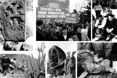 Հիշեցում  ՀՀ, ԼՂՀ իշխանություններին և ԵԱՀԿ Մինսկի խմբի համանախագահներին