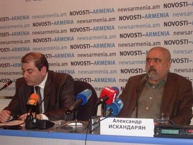 Ռուսներն ու հայերը խոսել են ղարաբաղյան հարցի և հայ–թուրքական հարաբերությունների մասին