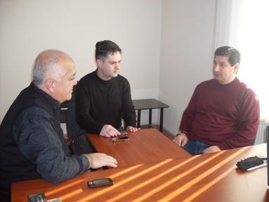 «Հայ–վրացական հարաբերություն– ները և Ջավախքի խնդիրները»