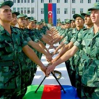 «Բեսպրիդելը» ադրբեջանական բանակում