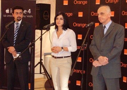 «Orange»–ը մեկնարկել է iPhone 4–ի վաճառքը Հայաստանում