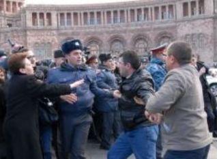 Ս. Սաֆարյան. «Ոստիկանապետը պետք է հրաժարական տա»