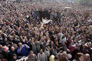 Արաբական հեղափոխությունների սուբյեկտիվ և օբյեկտիվ գործոնները