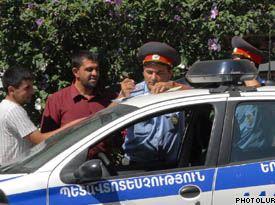 Մարզերից ճանապարհային ոստիկանները Երևան «խոպան» են գալիս