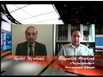 Անդրանիկ Թևանյանի հարցազրույցը Լոս Անջելեսի հայկական AABC հեռուստակայանին