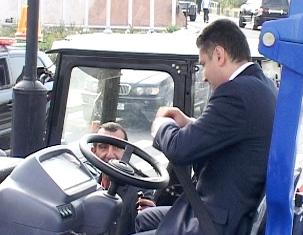 Տիգրան Սարգսյանը այցելել է Դոնի Ռոստովի «Ռոստսելմաշ» կոմբայնների գործարան