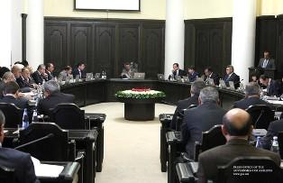ՀՀ կառավարությունը հավանություն է տրվել ՀՀ 2012 թ. պետբյուջեի նախագծին