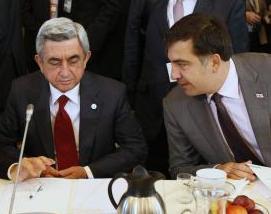 Վրաստանի ԱԳՆ–ն պնդում է՝ Սերժ Սարգսյանը նեղացած չէ