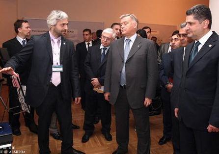Երևանում մեկնարկել է ԱՊՀ անդամ-պետությունների երկաթուղային տրանսպորտի խորհրդի 55-րդ նիստը