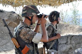 2011թ. հոկտեմբեր ամսին Ադրբեջանի կողմից  հրադադարի ռեժիմի խախտումները