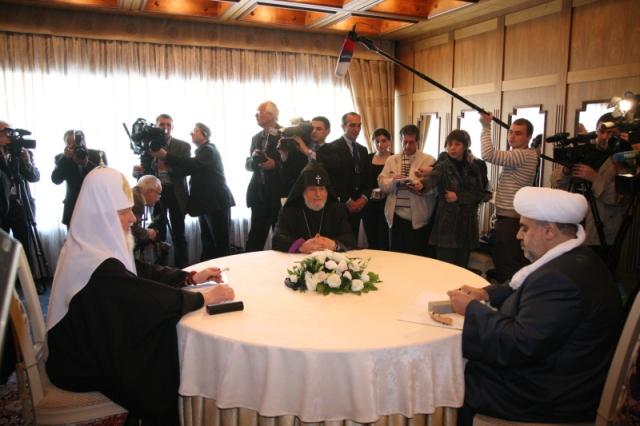 Ադրբեջանի հոգևոր առաջնորդը կմասնակցի Հայաստանում կայանալիք ԱՊՀ երկրների հոգևոր առաջնորդների խորհրդի նախագահության նիստին