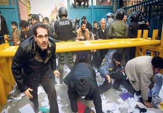 Իրանն ազատ է արձակել բրիտանական դեսպանատան վրա հարձակում գործած ուսանողներին