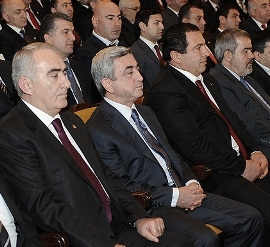 Գագիկ Ծառուկյան. «ԲՀԿ-ն վստահ է իր ուժերին»