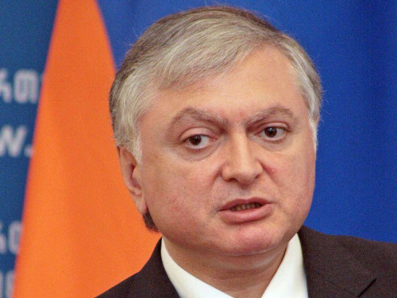 Է. Նալբանդյան. «Թուրքիան պետք է մնա ինչքան հնարավոր է հեռու ղարաբաղյան գործընթացից»