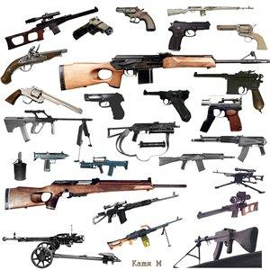 2005-2010թթ. Հարավային Կովկասի երկրները գնել են 107 324 միավոր հրաձգային զենք