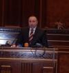 Выступление Андраника Теваняна во время слушаний в Национальном собрании